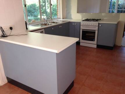 Kitchen complete with sink rangehood, oven as shown, Wollongong P Cordeaux Heights Wollongong Area Preview