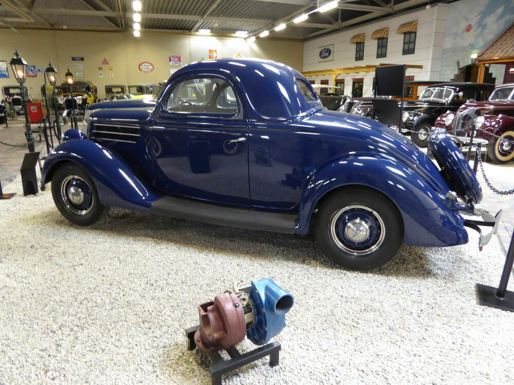 Ford 68 3Windows Coupe 1936