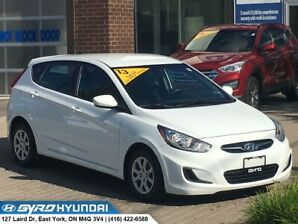 2013 Hyundai Accent GL NO ACCIDENTS, GL, FWD!