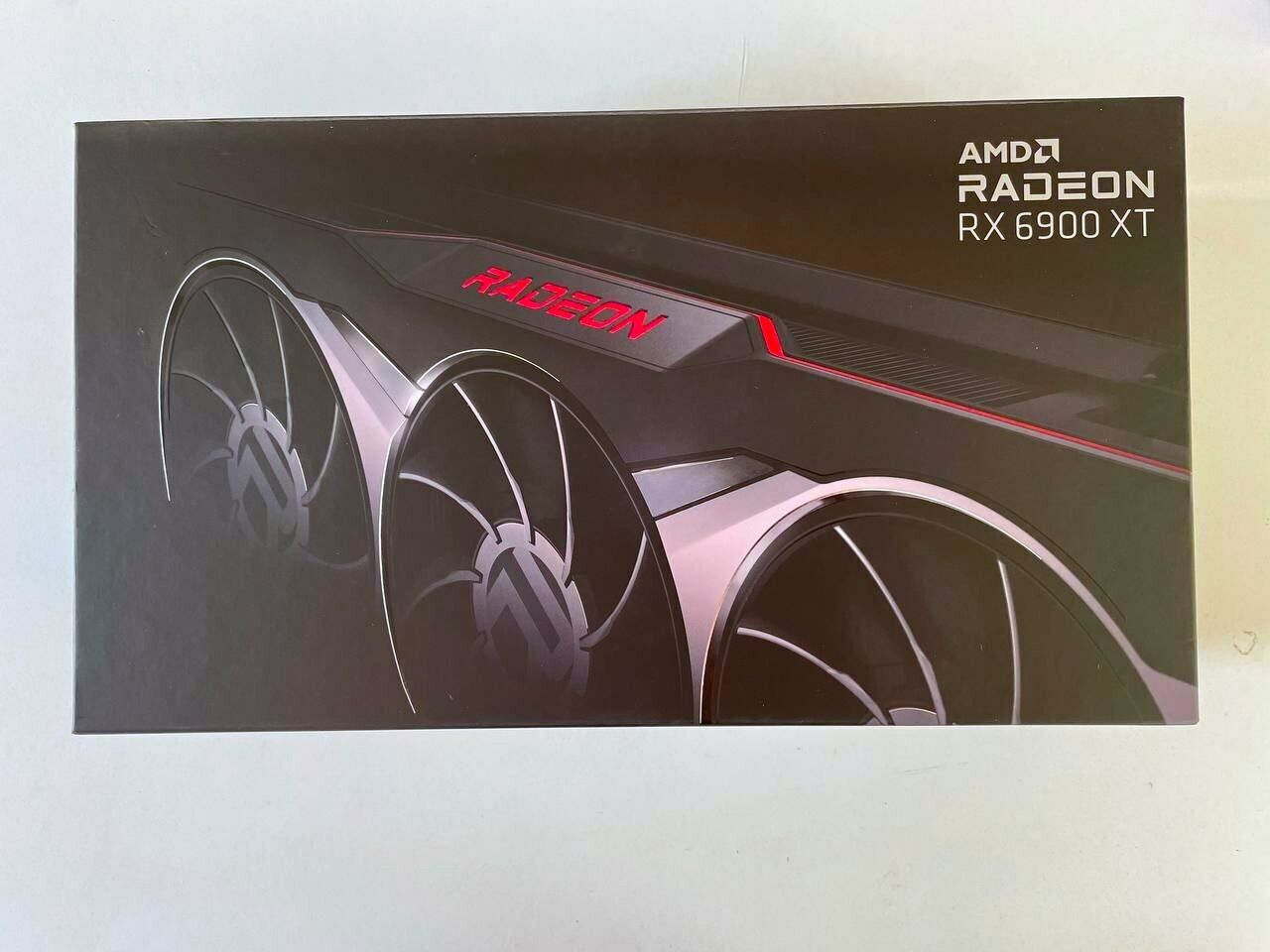 AMD Radeon RX 6900 XT 16GB GDDR6 Grafikkarte NEU OVP