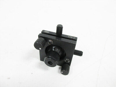 Nrc Fpr-2 Fiber Optic Positioner Newport