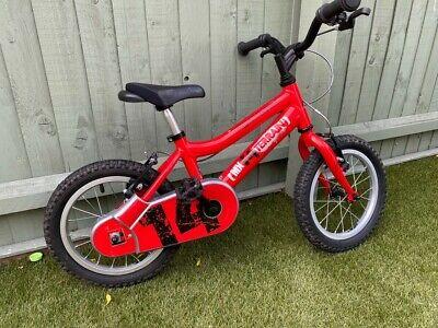 superb condition Red Ridgeback MX14 bike