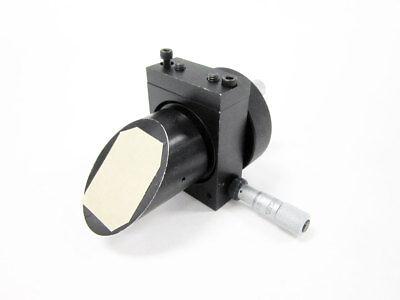 Nrc 675 Mirror Mount Assembly Adjustable Angle Laser Beam Steerer Newport