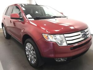 2008 Ford Edge Limited YOU HEAR NO? DAVIS SAY'S YES!