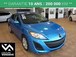 2011 Mazda 3 GX **AUTO**