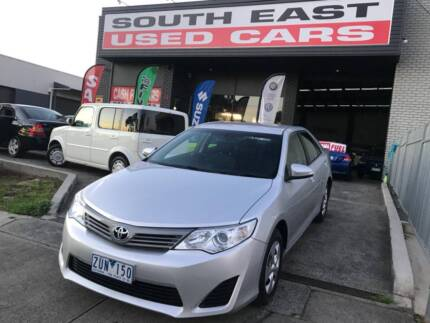 2013 TOYOTA CAMRY Dandenong Greater Dandenong Preview