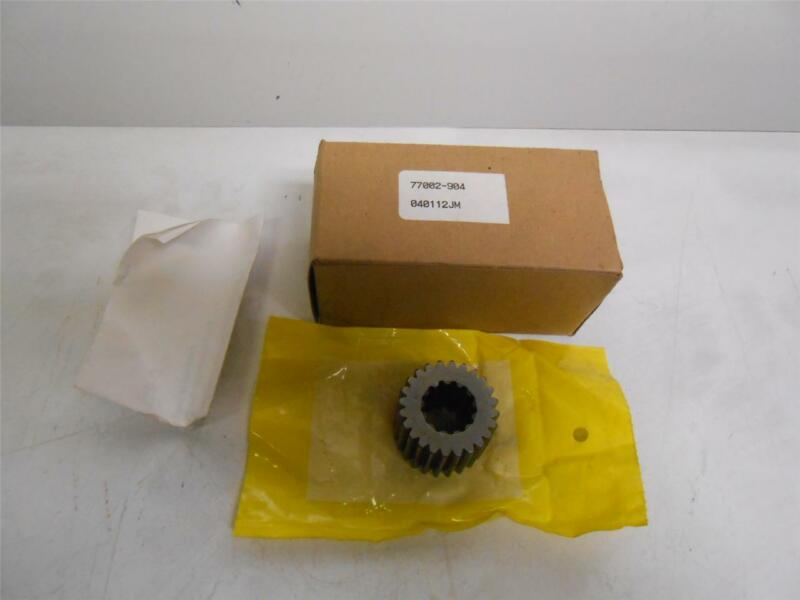 Sun Gear ONLY for Kit #77002-904 Hydraulic Pump Part 040112JM (EATON)