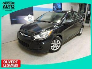 2013 Hyundai Accent GL AUTOMATIQUE SIEGES CHAUFFANTS ECONOMIC CA
