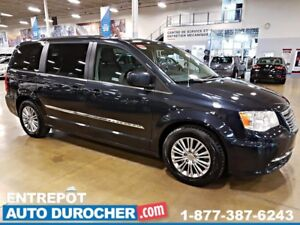 2014 Chrysler Town & Country TOURING-L - STOW 'N GO - A/C - CUIR