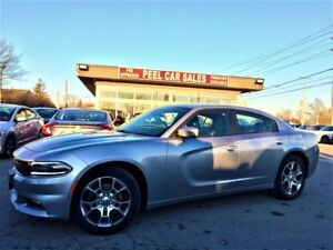 2016 Dodge Charger SXT|AWD|LEATHER|NAVI|