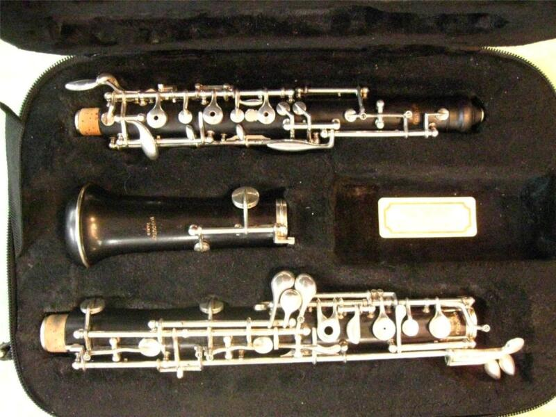 Rigoutat Professional/Conservatory Oboe-Just Serviced-Excellent Condition!