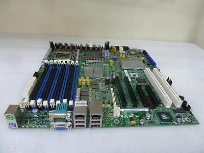 Intel E11025-302 S5000PSL Dual Socket LGA771 Server Motherboard Xeon CPU-S5000SL