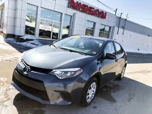 2016 Toyota Corolla CE Automatic, Bluetooth, AC Reliable sedan!