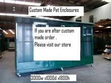** FREE QUOTES***CUSTOM PET ENCLOSURES** Macedon Ranges Preview