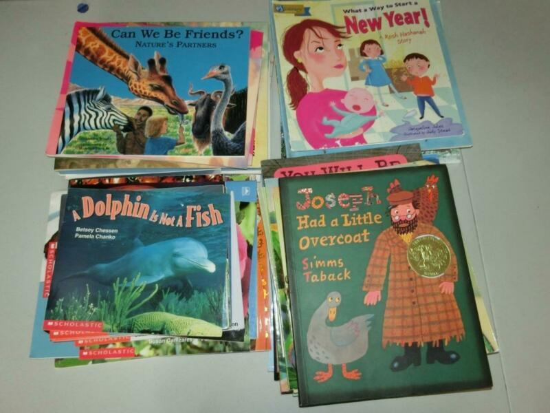 Huge Lot 64  K 1st  2nd 3rd  Grade AR Picture Books TEACHER LIBRARY
