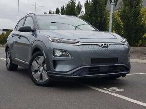 2020 Hyundai Kona OSEV.2 electric Highlander Silver Reduction Gear SUV