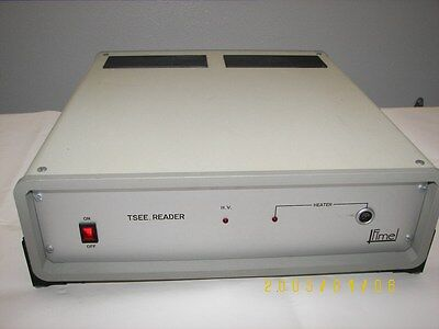 Fimel High Voltage Tsee. Reader Tcle 100 Radiationx-ray Reader Dosimeter Ludlum