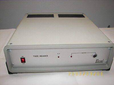 Fimel High Voltage Tsee. Reader Tcle 100 Radiationx-ray Reader Dosimeter Ludlum