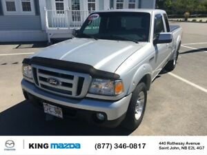 2011 Ford Ranger Sport- $162 B/W LOW KMS..ONE OWNER...INCREDIBLE