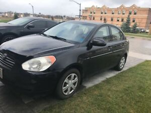 2009 Hyundai Accent Good Condition