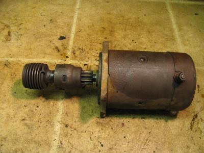 Ford 851 Powermaster Diesel Tractor 800 Starter