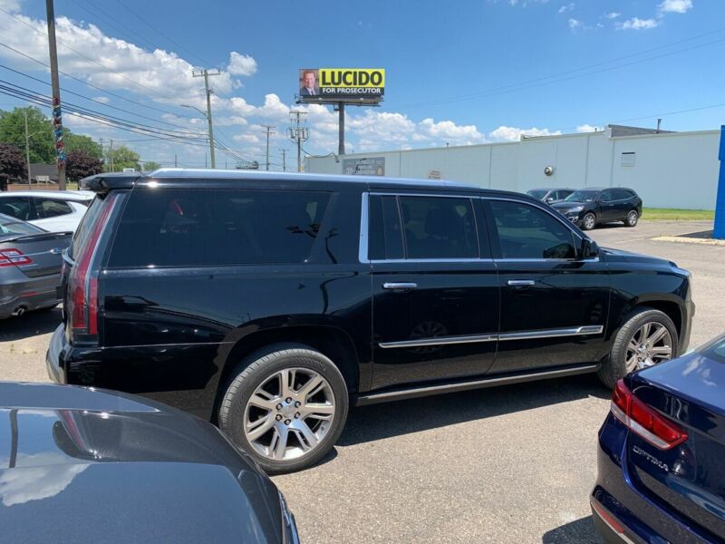 Image 9 Voiture American used Cadillac Escalade 2015