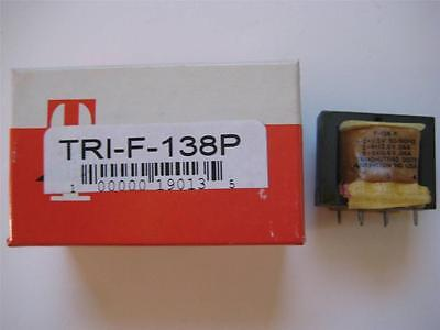 Triad Power Transformer F-138p Sec 12.6 25.2 Vac Ct ..06 .12 Amp Prim 115v Pc