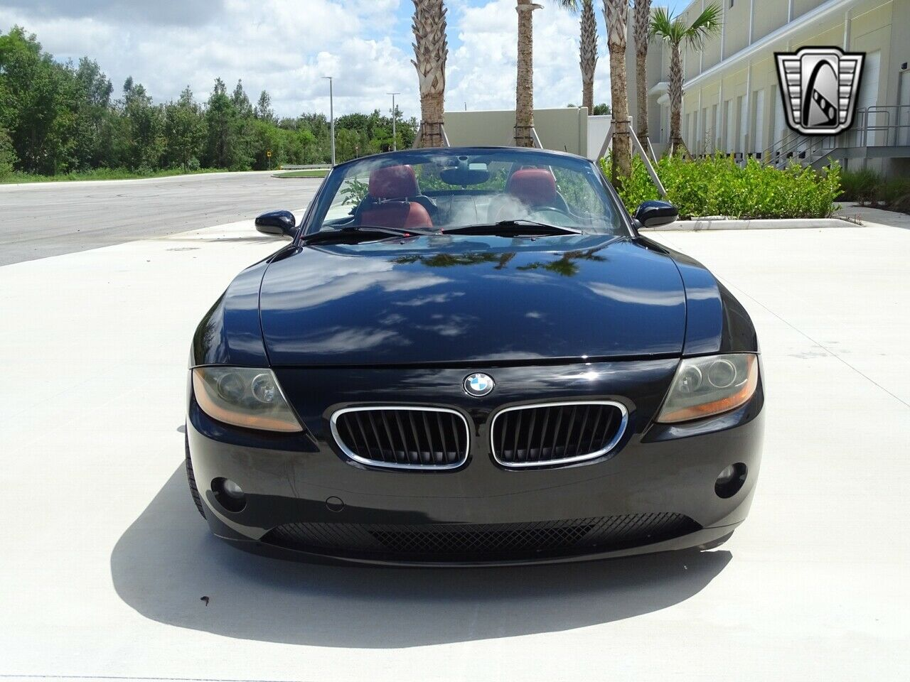 Black 2003 BMW Z4 Convertible 2.5L I6    F DOHC 24V 6 Speed Automatic Available