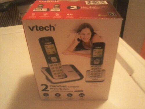 New Sealed VTech CS6719-2 2-Handset Expandable Cordless Phone