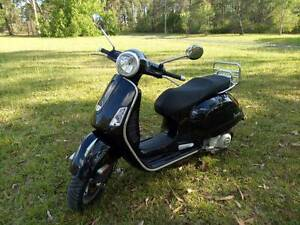 2009 VESPA GTS250ie SCOOTER - EXCELLENT CONDITION - LONG REGO Double Bay Eastern Suburbs Preview