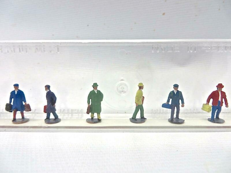 "Merten T812 TT Gauge Figures ""Men Passengers"" New Old Stock LOW SHIPPING"