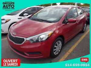 2014 Kia Forte LX * BLUETOOTH * DEMARREUR A DISTANCE *