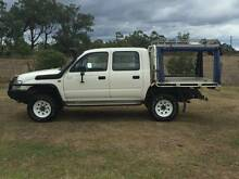 2003 Toyota Hilux Ute Muswellbrook Muswellbrook Area Preview