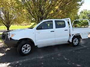 2007 Toyota Hilux Dual Cab Ute Grenfell Weddin Area Preview