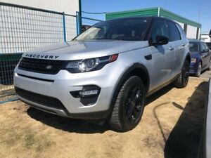 2017 Land Rover DISCOVERY SPORT Automatique Pano roof