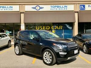 2015 Land Rover Discovery Sport HSE LUXURY, Navi, Blind Spot, Pa