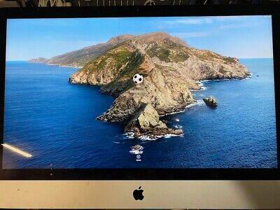 Apple iMac 27-inch Retina 5k, Late 2014 2015, 3.5 GHz Quad-Core i5, 16 GB