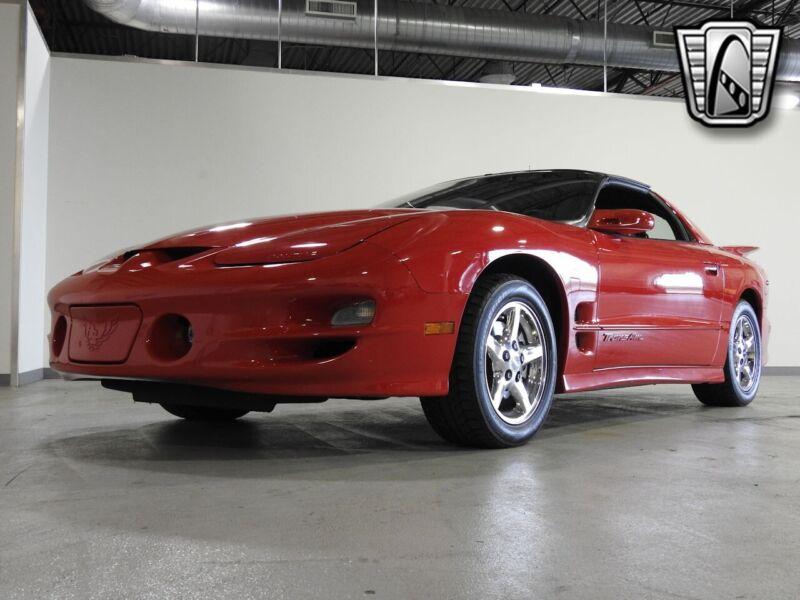 Image 8 Voiture Américaine d'occasion Pontiac Trans Am 1998