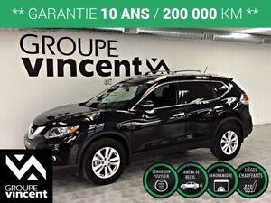 2015 Nissan Rogue SV AWD **GARANTIE 10 ANS**