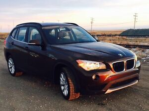 BMW X1 good on gas low kms