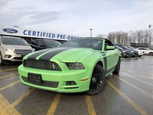 2013 Ford Mustang V6 Premium CONVERTIBLE|SYNC|HEATED SEATS|SH...