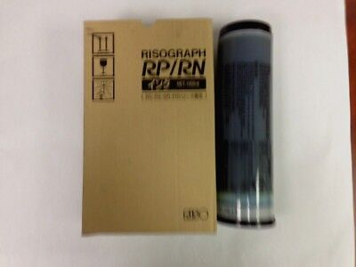 1 New Oem Riso S-3252 Medium Blue Ink Risograph Gr Rc Ra Fr Rp Rn Rp3700 Oe