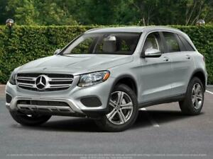 2019 Mercedes Benz GLC300 4MATIC SUV