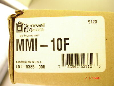 Gamewellfci Mmi-10f  New