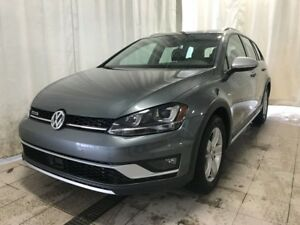 2017 Volkswagen Golf Alltrack DEMO 4MOTION