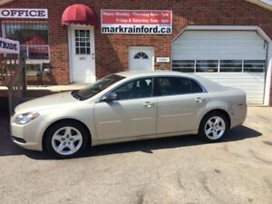 2011 Chevrolet Malibu LS Clean One Owner Vehicle