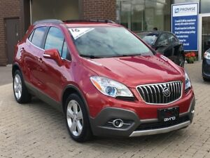 2016 Buick Encore Leather FWD **Bi-Weekly Payment $200.60**