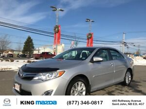 2014 Toyota Camry XLE LOADED..LEATHER..GPS/NAV..POWER ROOF..BACK