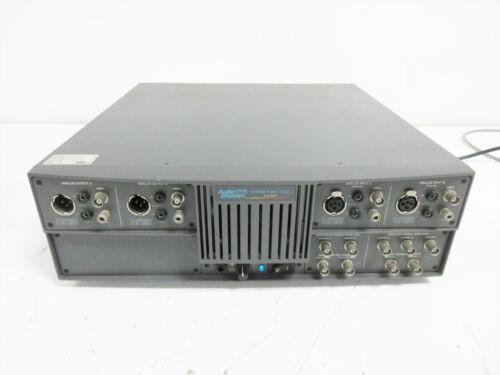 AUDIO PRECISION SYSTEM TWO -2222 +DSP SYS2222 AUDIO ANALYZER