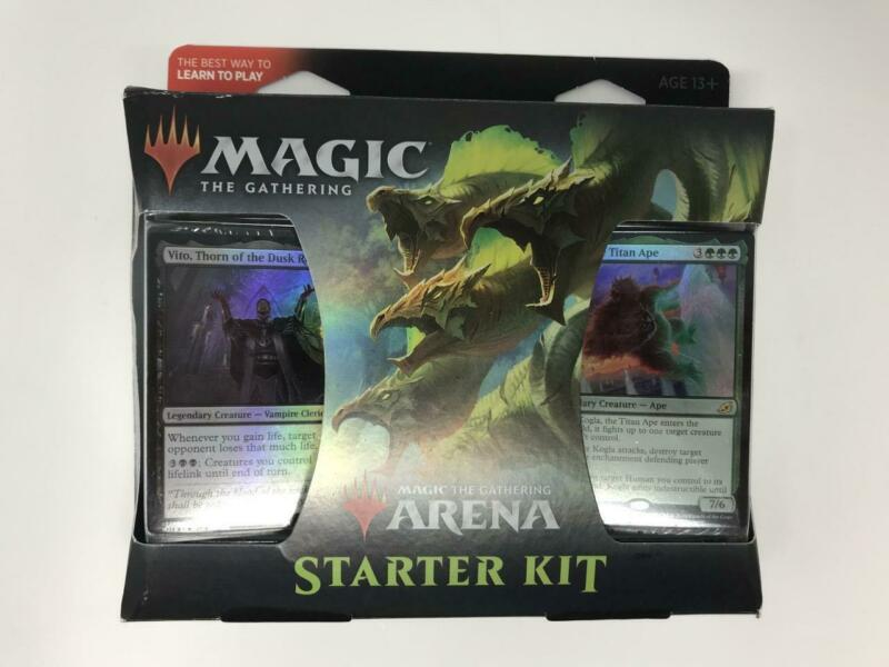 2020 Factory Sealed MTG Magic the Gathering Arena Starter Kit (inv:A1)